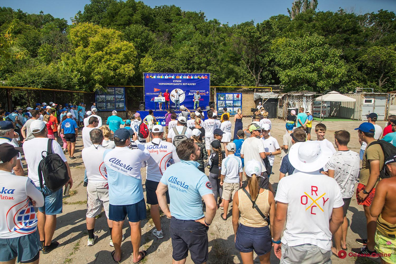 AUTODOC поддержал двухдневную регату по случаю 146-летия Черноморского яхт-клуба