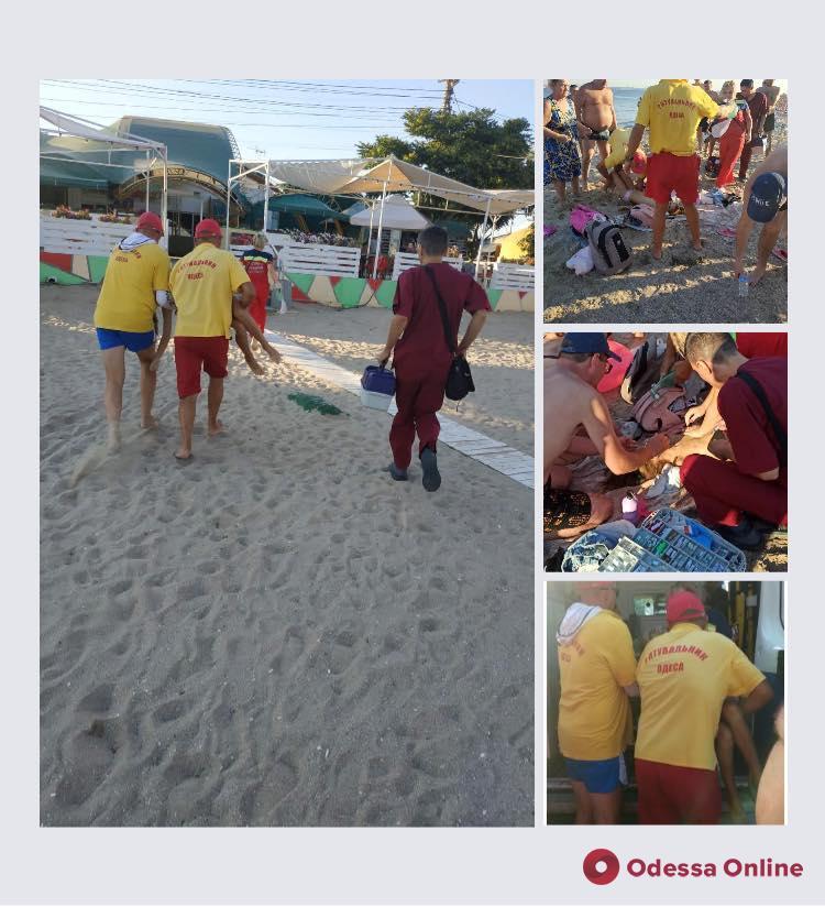 ЧП в Лузановке: в море едва не утонула 8-летняя девочка