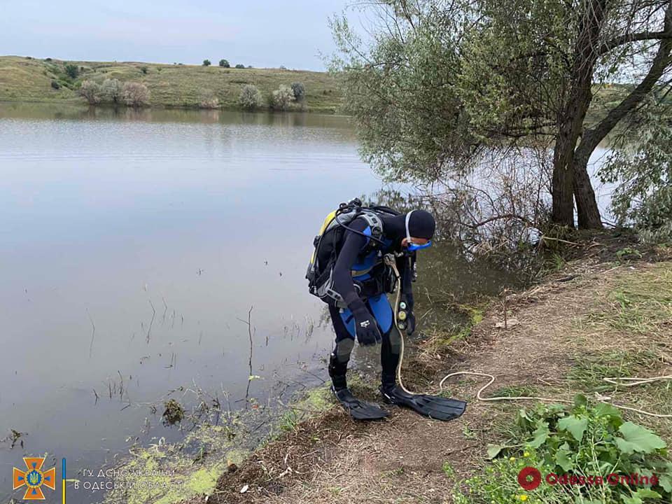 В Одесской области в пруду утонул мужчина