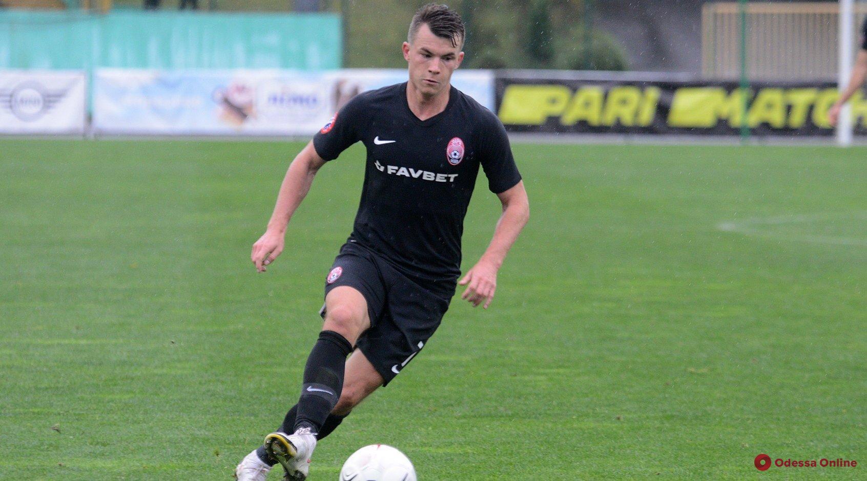 Одесский футболист оформил первый хет-трик в новом сезоне Премьер-лиги