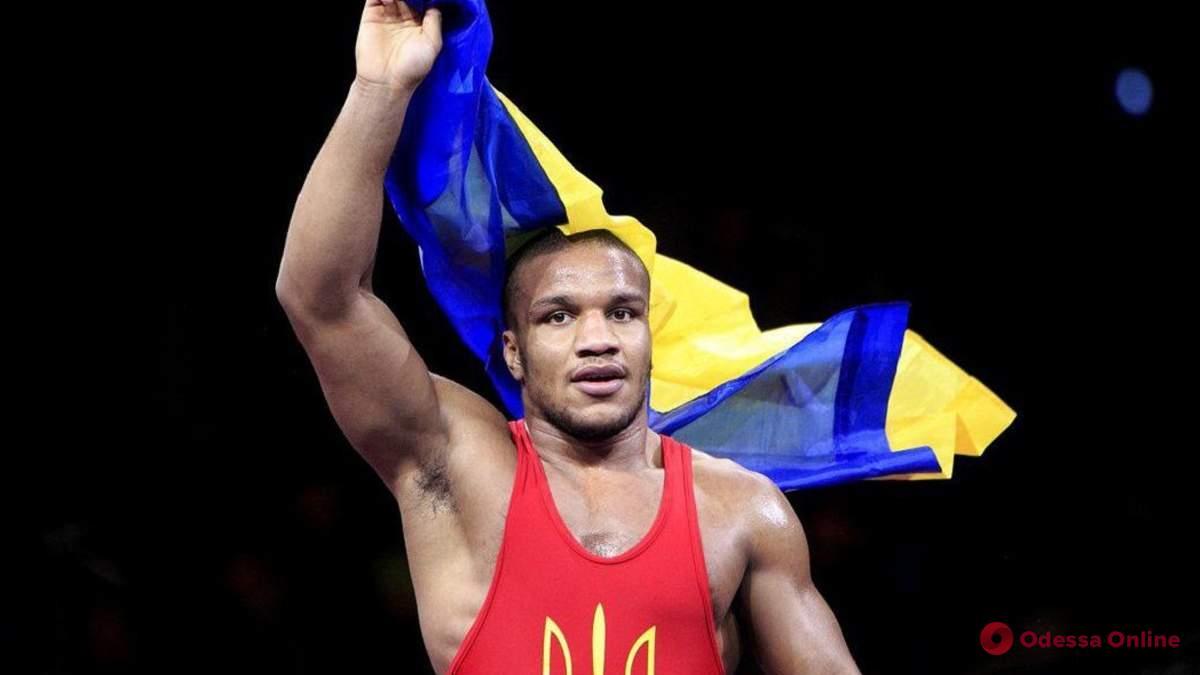 Токио-2020: украинский борец завоевал «золото» Олимпийских игр