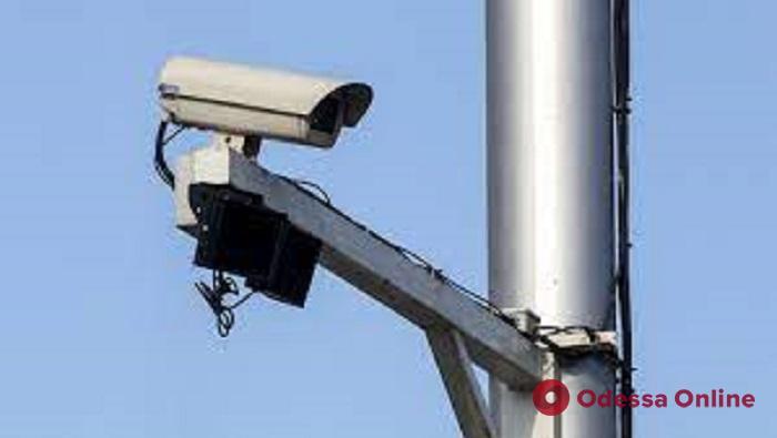 В Одессе камеры фиксации нарушений ПДД заработают в течение одной-двух недель