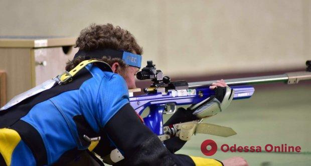 Одесские стрелки завоевали две медали Паралимпийских игр в Токио