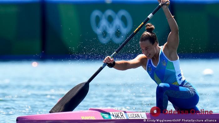 Токио-2020: сборная Украины завоевала двенадцатую медаль Олимпийских игр