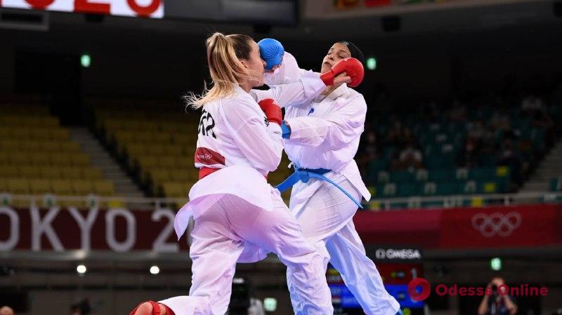 Токио-2020: одесская каратистка завоевала «серебро» Олимпийских игр
