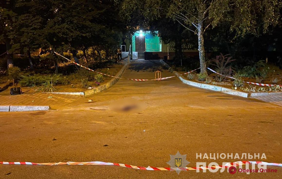 На поселке Котовского одессит во время семейного праздника ударил ножом шурина