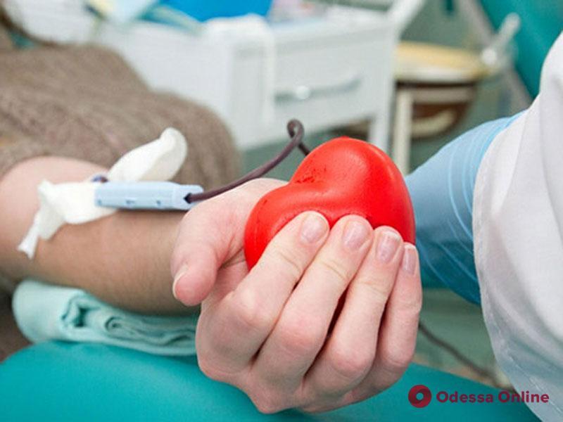 Одесситов просят стать донорами крови и помочь в спасении людей
