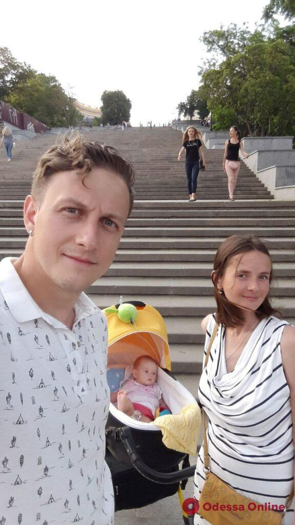 Ведущий ТСН Святослав Гринчук: «Одесса очень теплый город, и речь не только о погоде»