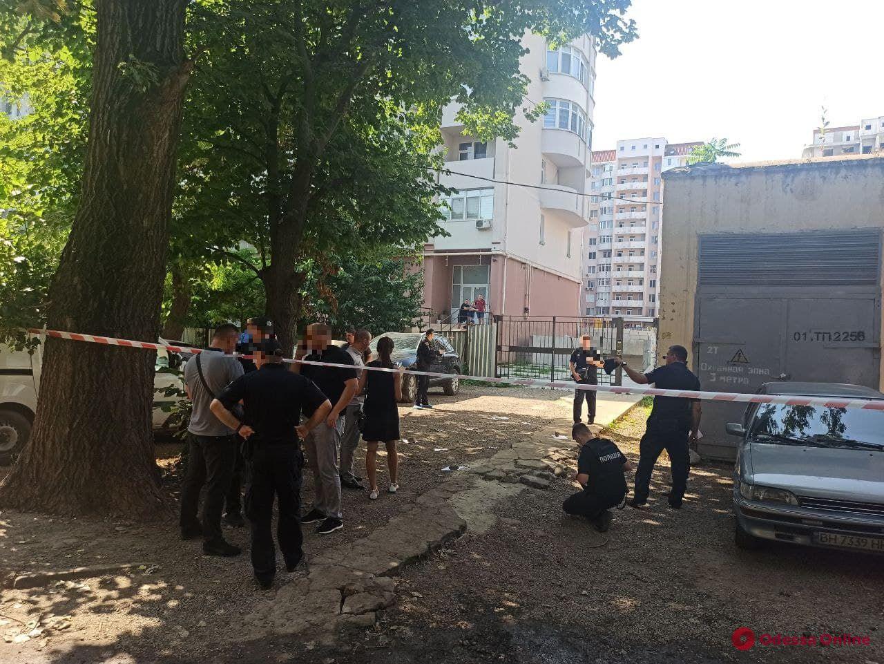 На Черемушках произошла стрельба — полиция ищет свидетелей (обновлено)