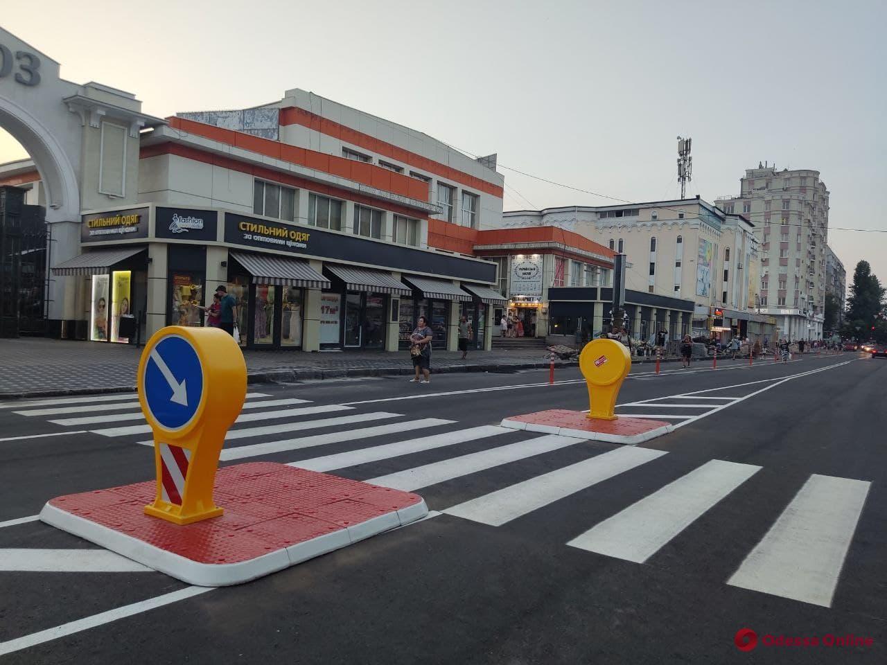 Мэр Одессы возмущен ситуацией с отсутствием парковки возле «Привоза»