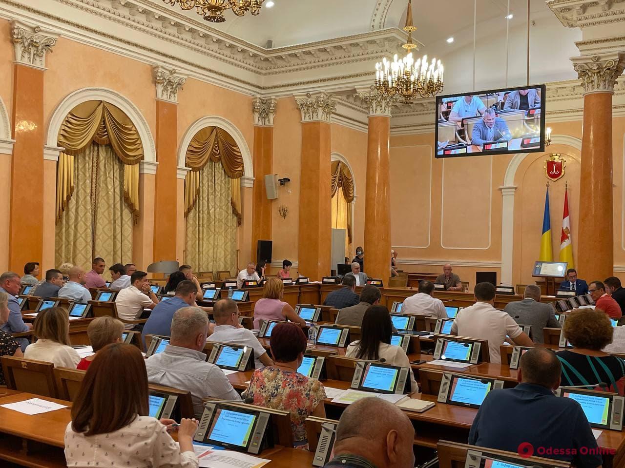 Мэр Одессы поручил ускорить выплату денежной помощи пострадавшим от удара стихии