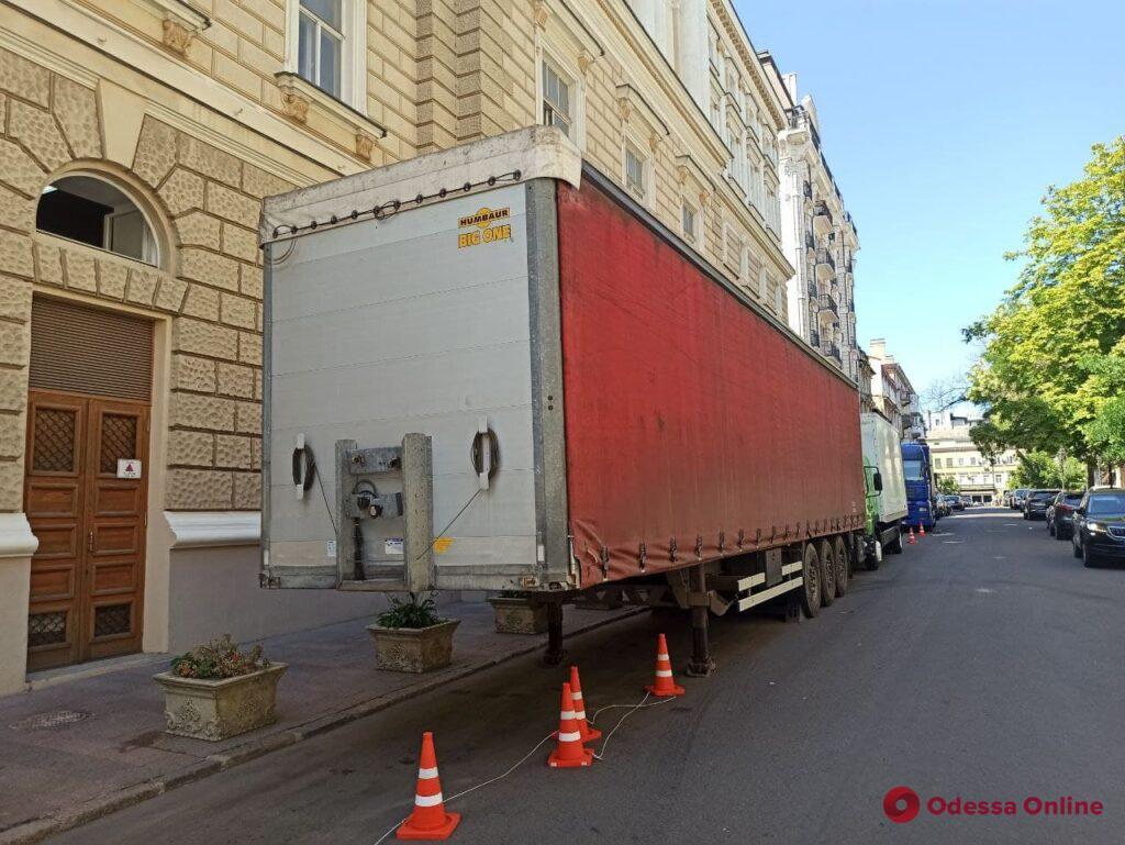 Одесса готовится к открытию кинофестиваля (фото)