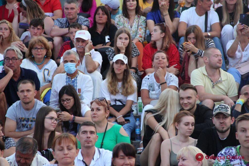 ONUKA, «Без Обмежень» и НАОНІ: в Одессе завершился праздничный гала-концерт (фоторепортаж)
