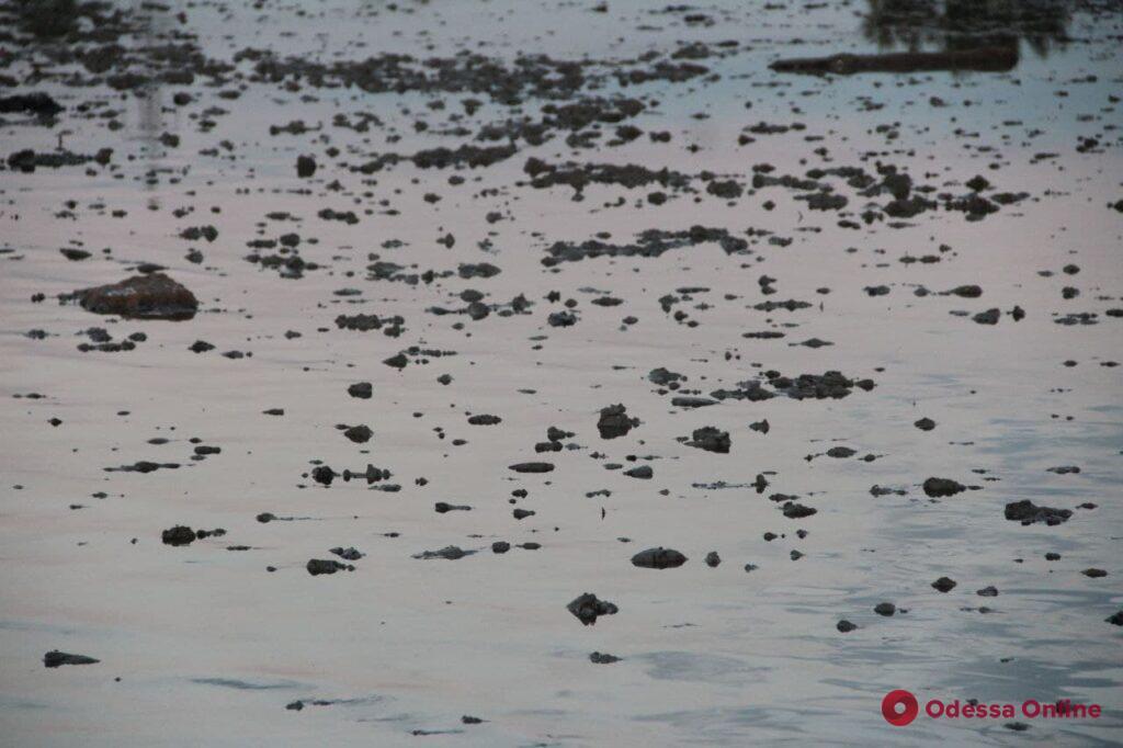 Лето, прощай! Красивейший августовский закат на Куяльнике (фоторепортаж)