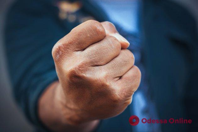 Ударил кулаком в лицо: в Одессе задержали напавшего на нацгвардейца жителя Раздельнянского района