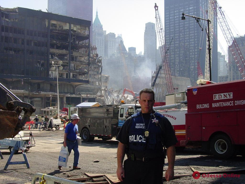 Теракт 11 сентября: cекретная служба США показала ранее не опубликованные снимки