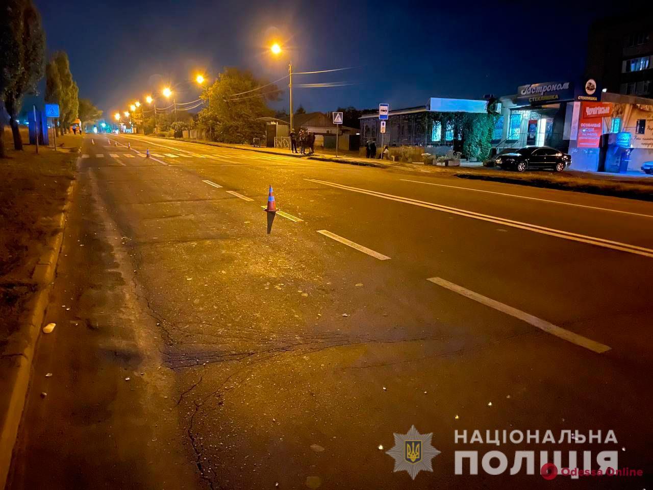 В Николаеве автомобиль сбил 11-летнюю девочку – она умерла в карете «скорой»