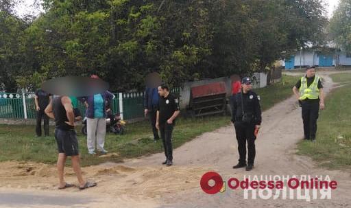 В Балте от ВАЗа оторвался прицеп и влетел в мопед с подростками