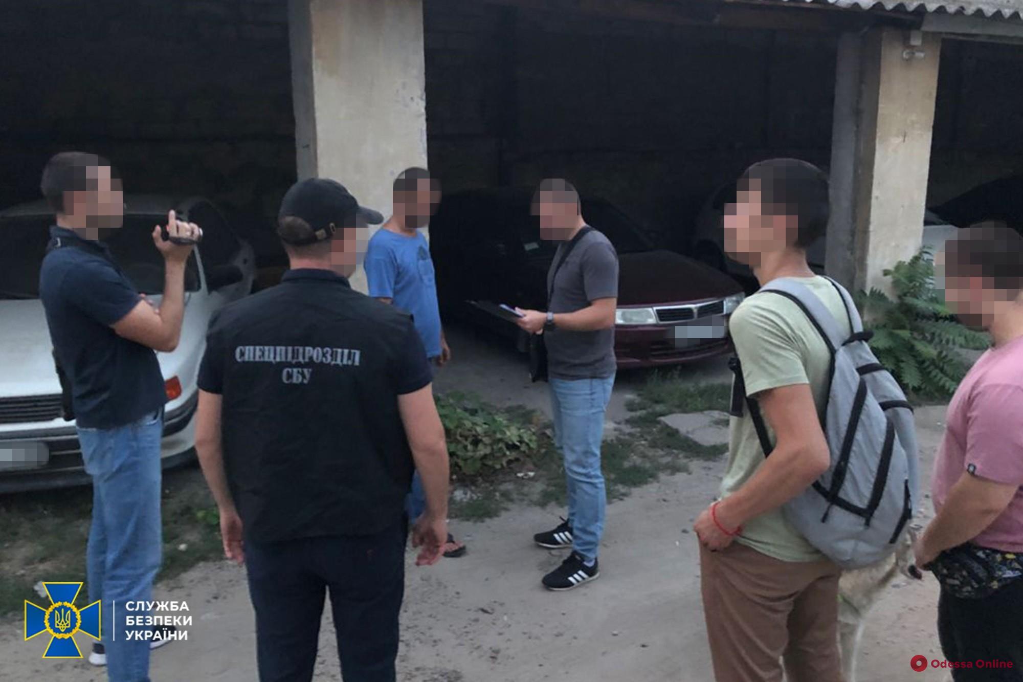 Жители Одесской области занимались контрабандой стероидов в США и страны Евросоюза