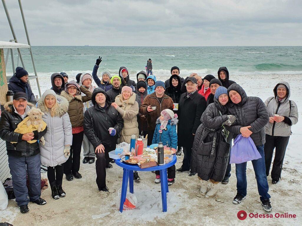 «На один страх станет меньше», –бывалый одесский «морж» рассказал, как и когда начать подготовку к зимнему плаванию