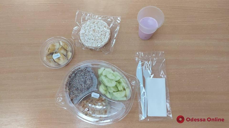 В одесских школах появились безлактозные и безглютеновые завтраки