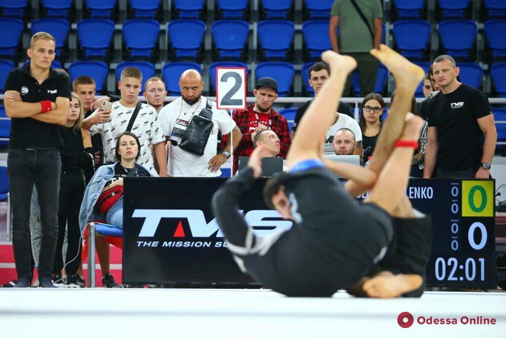 Бразильское джиу-джитсу: одесситы успешно выступили во всеукраинском турнире в Запорожье