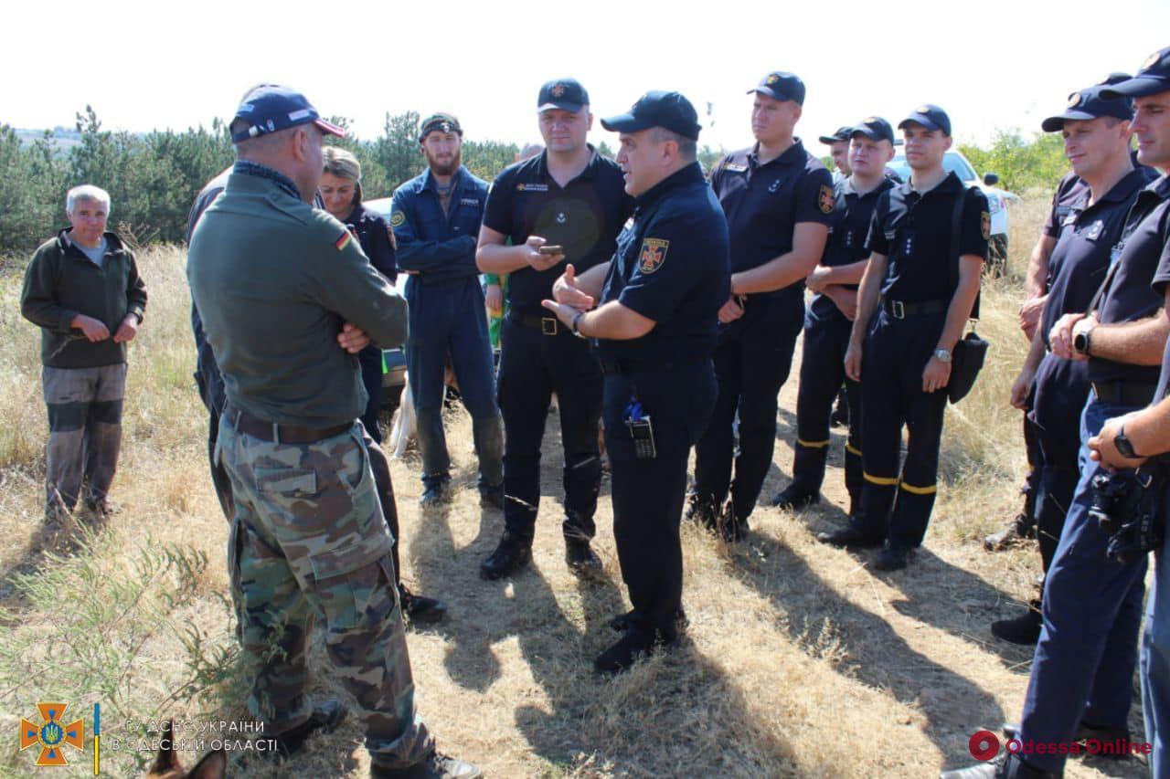 В катакомбах под Одессой искали мужчину с ребенком: спасатели провели учения