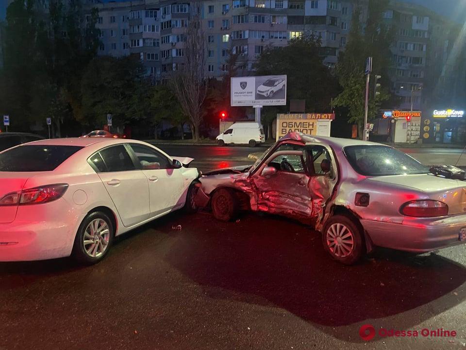 На поселке Котовского в ДТП погиб мужчина