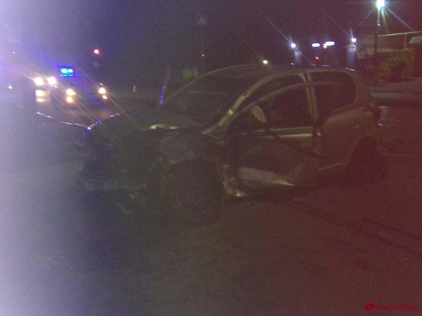 В Одессе в ДТП погибла девушка
