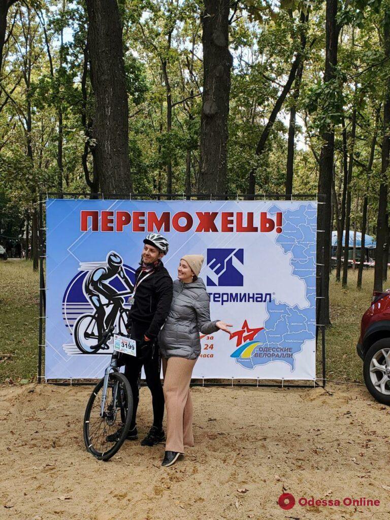 При поддержке «Евротерминала»: Велосотка-2021 собрала участников из четырех стран (фото)