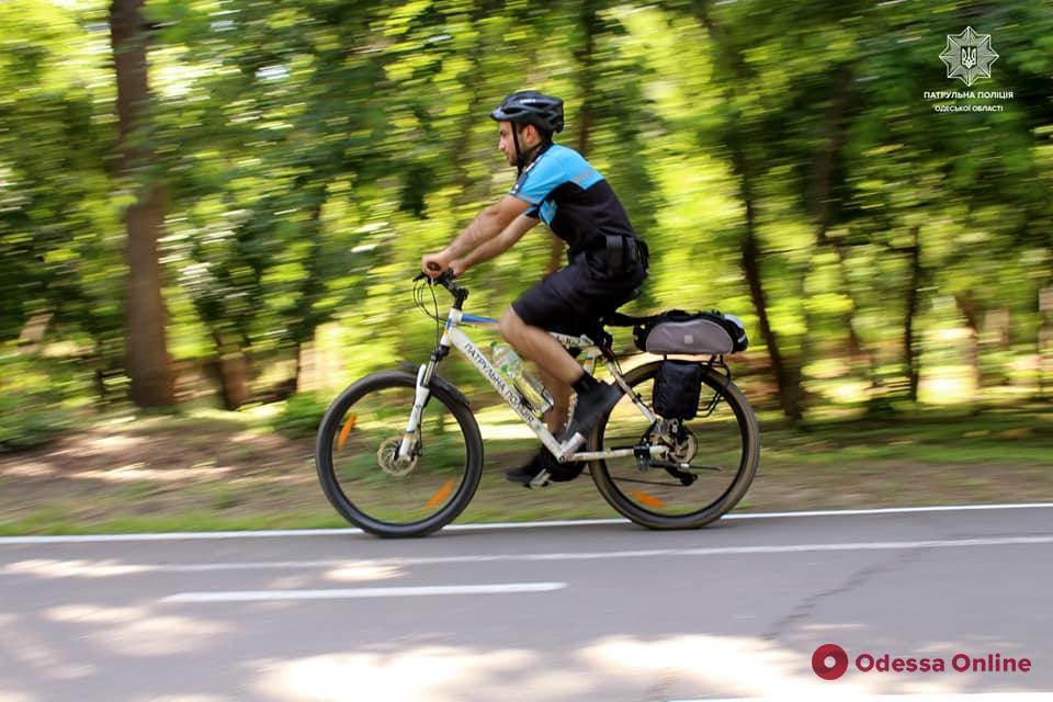 До следующего лета: одесские велоинспекторы завершили сезон (фото)