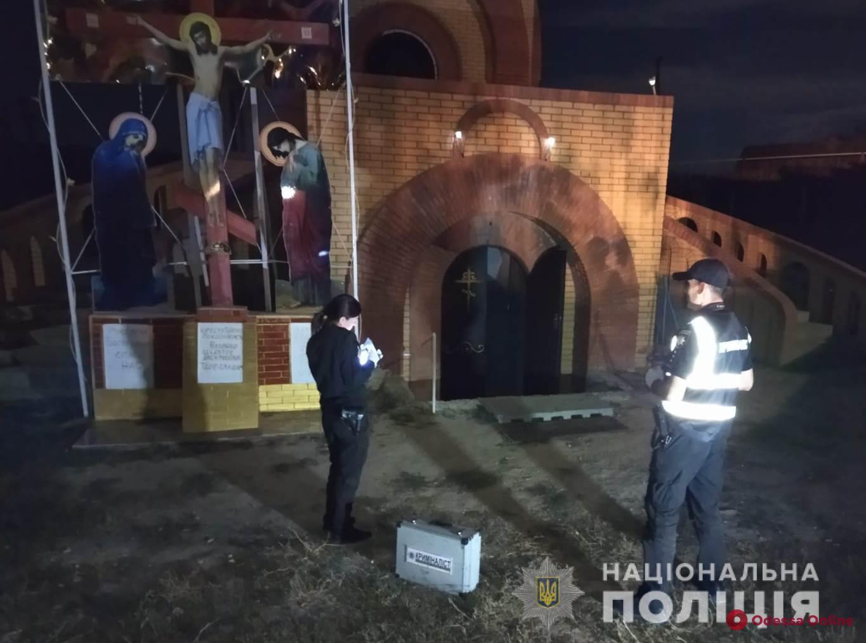 В Одесской области 12-летний мальчик устроил пожар в храме