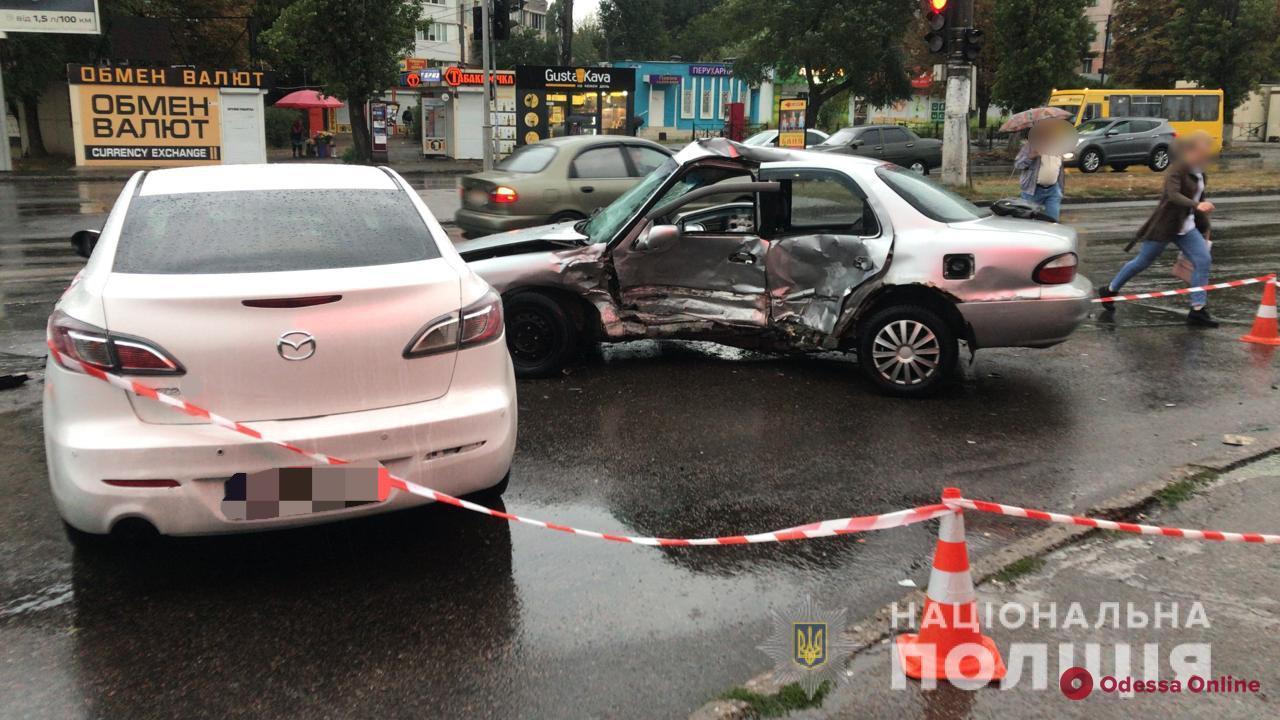 Смертельное ДТП на поселке Котовского: за рулем одной из машин был полицейский