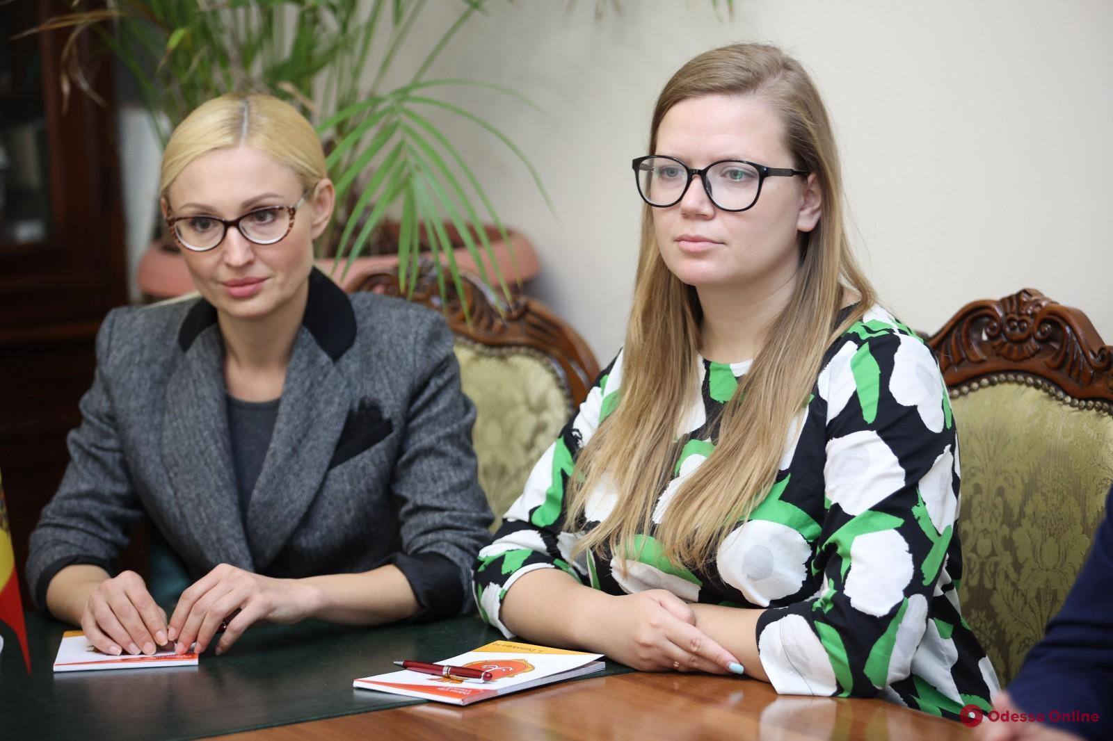В Кишиневе заинтересованы внедрением одесской программы «Здоровье»