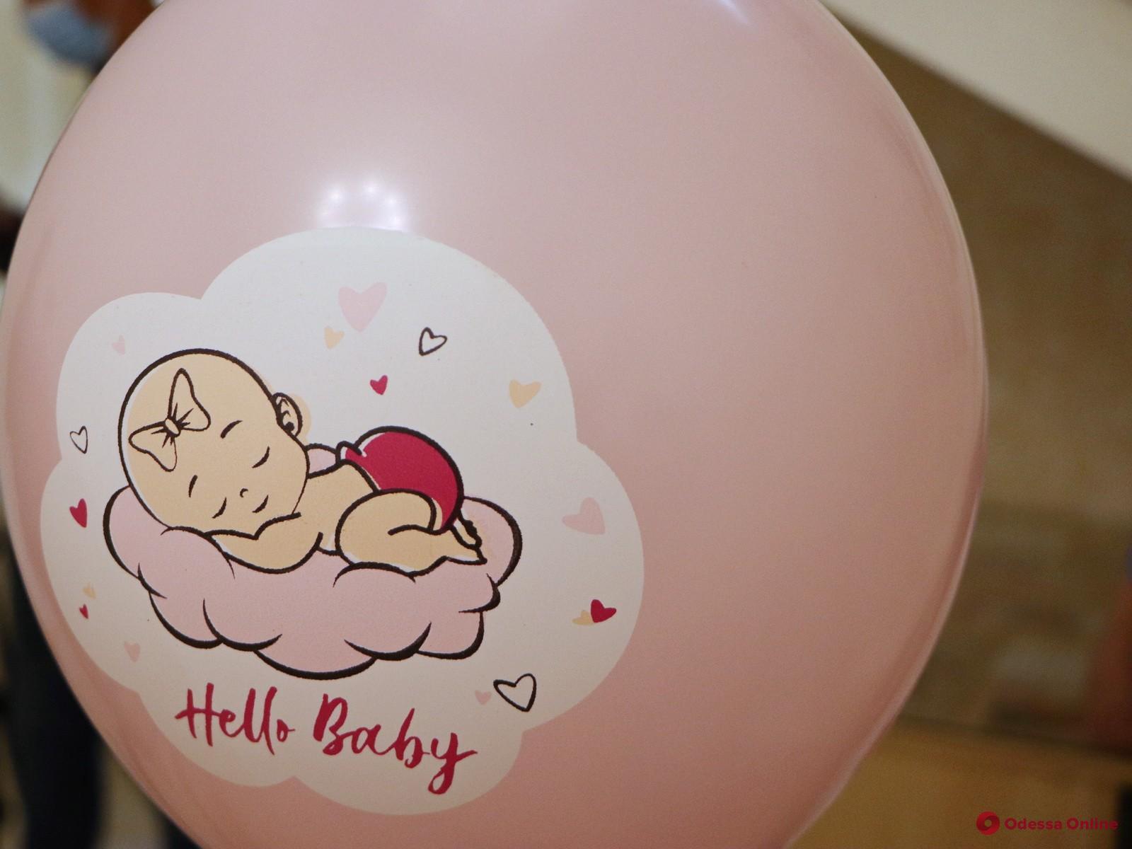 В Одессе в День города родились 34 малыша