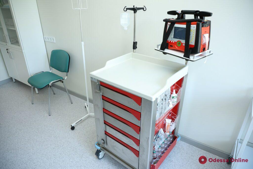 Клинические маршруты и современное оборудование: в ГКБ №10 открыли новое приемное отделение (фото)
