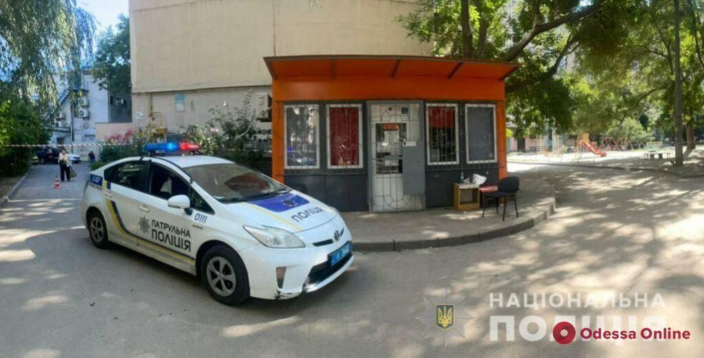 Требовал выключить музыку: в полиции рассказали подробности инцидента с гранатой в одесской школе
