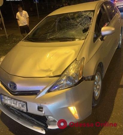 На проспекте Шевченко «Тойота» сбила подростка