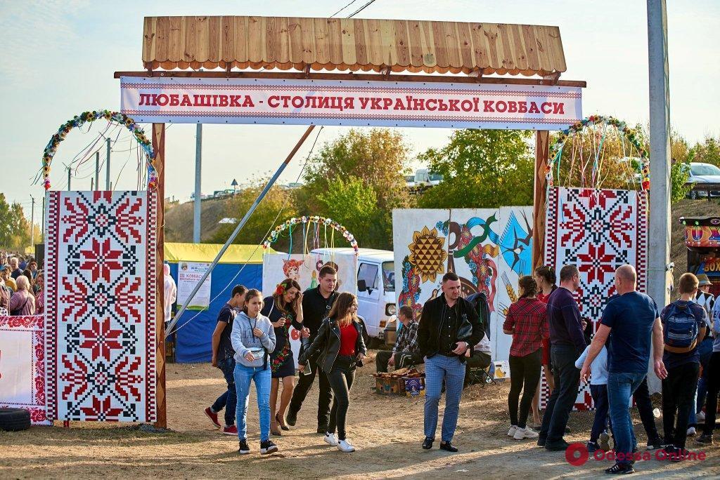 В Одесской области создадут самую большую карту Украины из колбасы