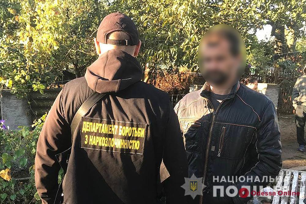 В Одесской области полиция накрыла мощную нарколабораторию
