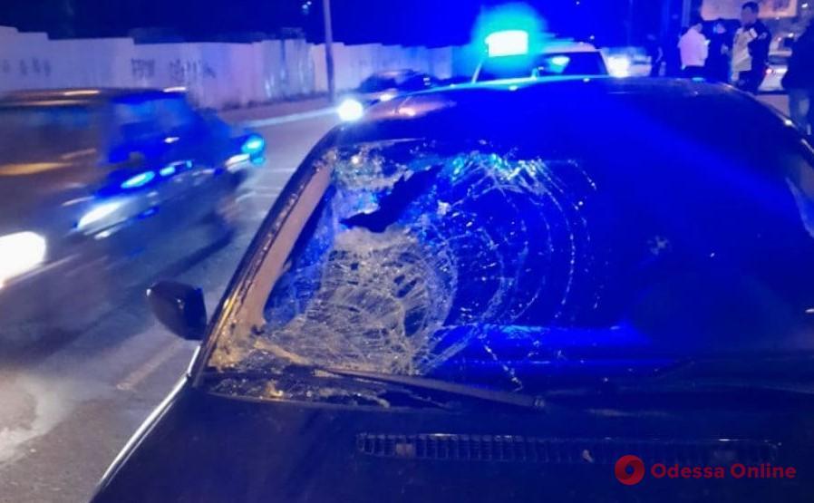 На Балковской BMW насмерть сбил пешехода