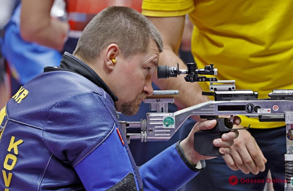 Паралимпийские игры: одесский стрелок завоевал свою вторую медаль в Токио