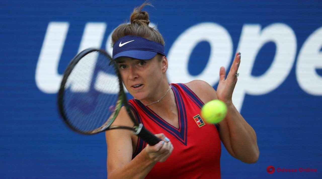 Теннис: уроженка Одессы досадно проиграла в четвертьфинальном «триллере» на US Open