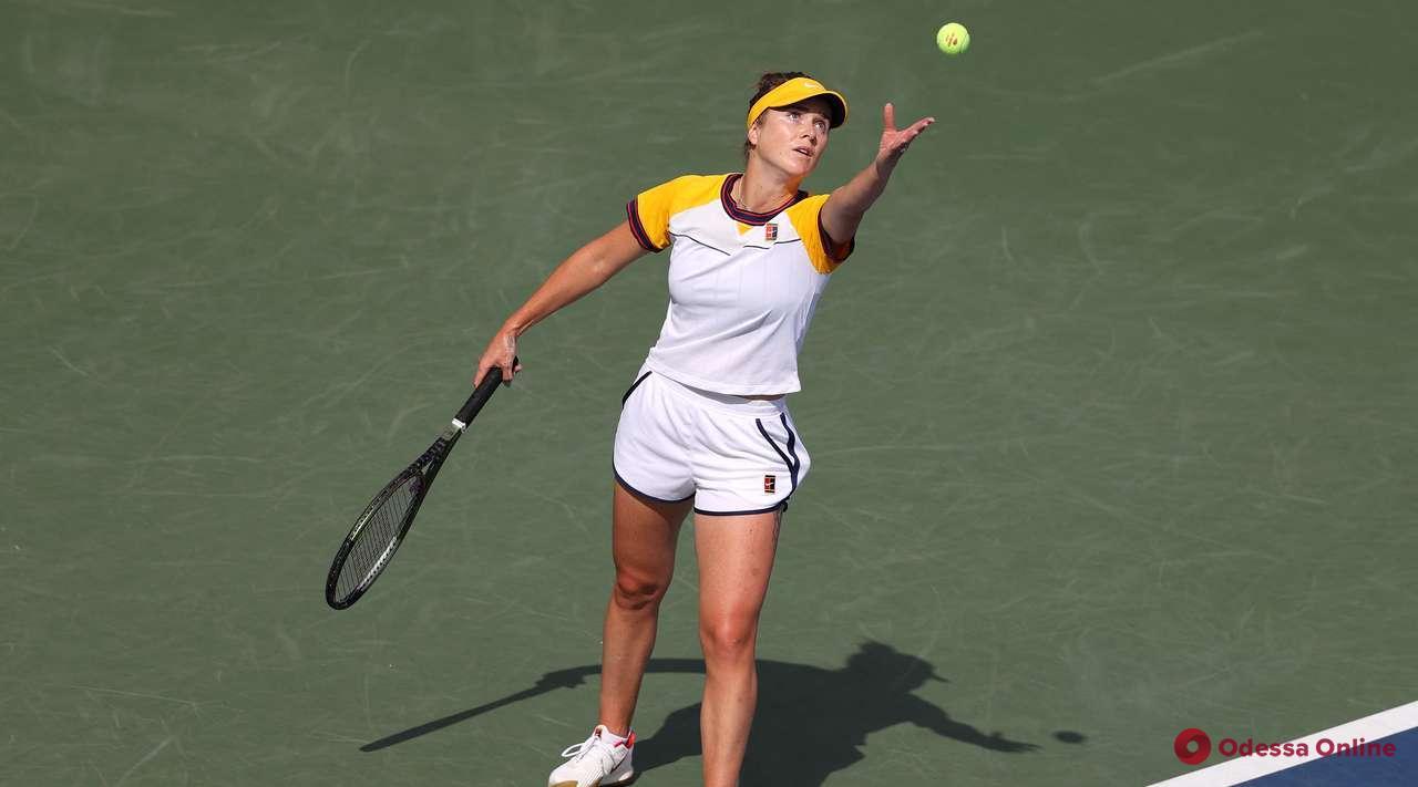 Теннисистка из Одессы, уверенно обыграв россиянку, вышла в 1/8 финала US Open