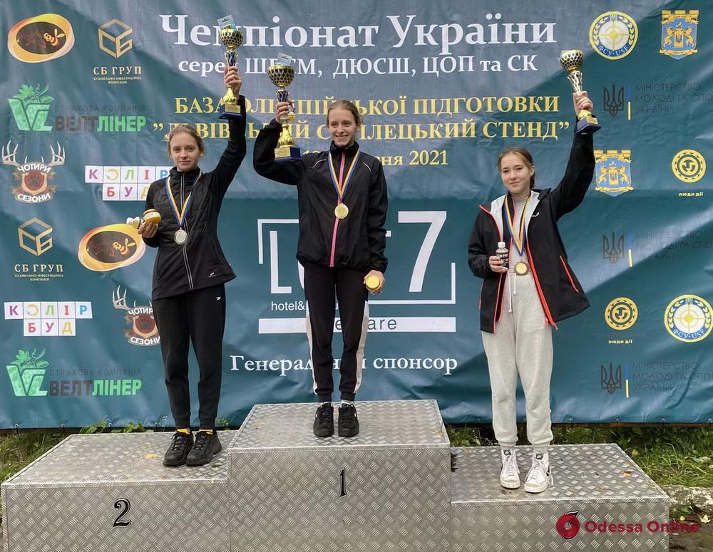 Стендовая стрельба: одесситы блестяще выступили на чемпионате Украины