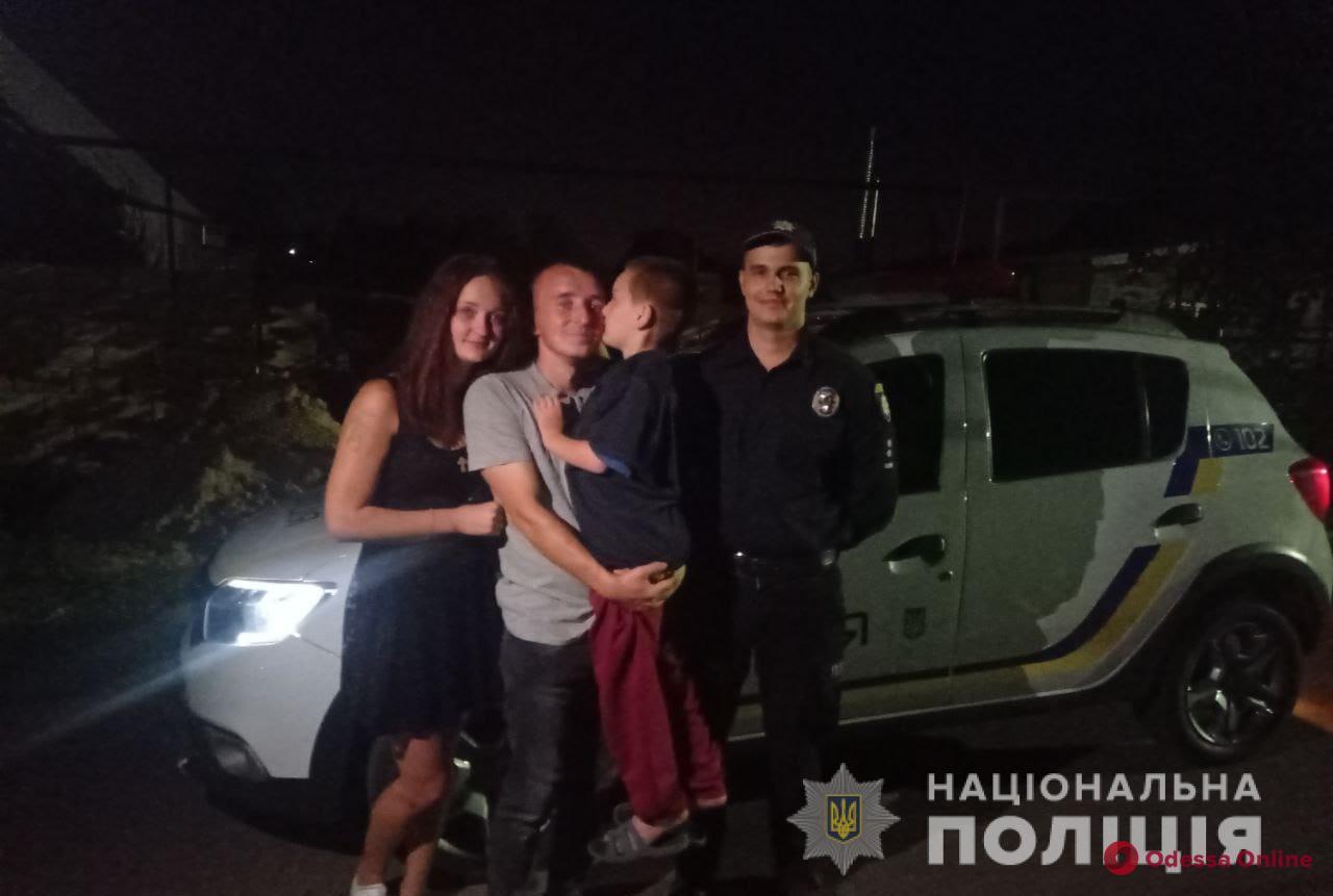 «Happy End»: в полиции рассказали подробности поисков 7-летнего ребенка