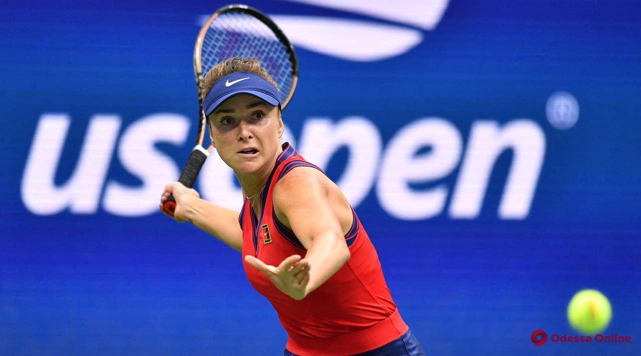 Теннис: уроженка Одессы вышла в четвертьфинал US Open