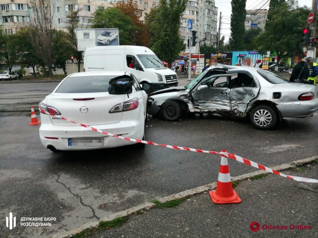 Полицейскому, который устроил смертельное ДТП на поселке Котовского, сообщили о подозрении