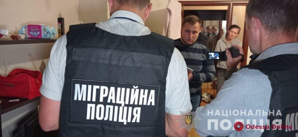 Одесситка организовала сеть борделей в разных регионах страны