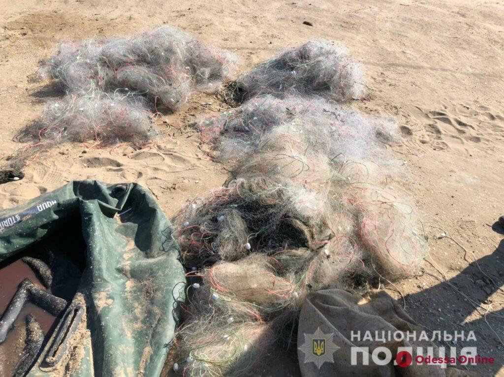 Ущерб на два миллиона: в Одесской области поймали браконьеров с большим уловом (фото)
